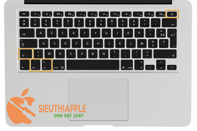 Sửa wifi Macbook